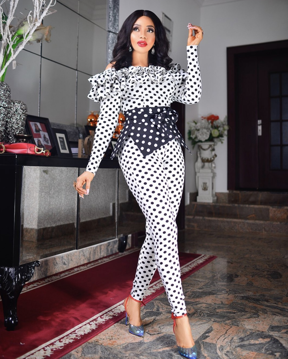 polka dot jumpsuit with obi belt stylerave