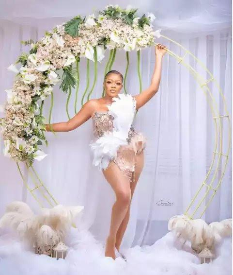 Actress, Eve Esin celebrates 34th birthday with stunning photos