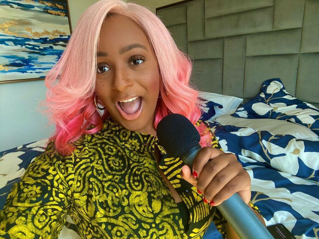 DJ Cuppy celebrates becoming first African radio host on Apple Music (Video)