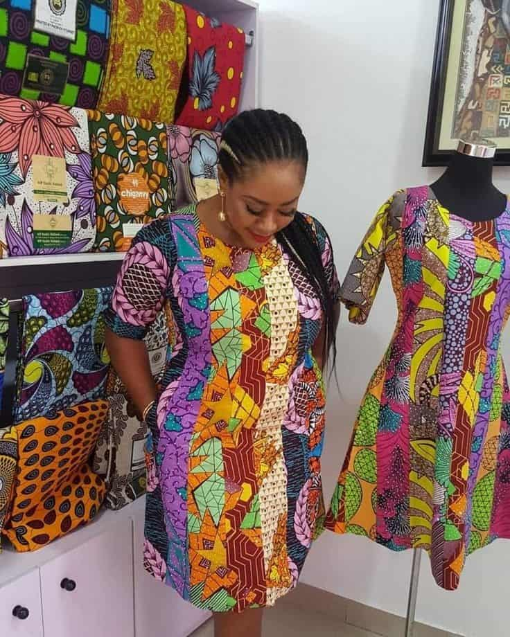 12 PICTURES Amazing Ankara Fashion Styles You Need To Try On - African Dresses For Women