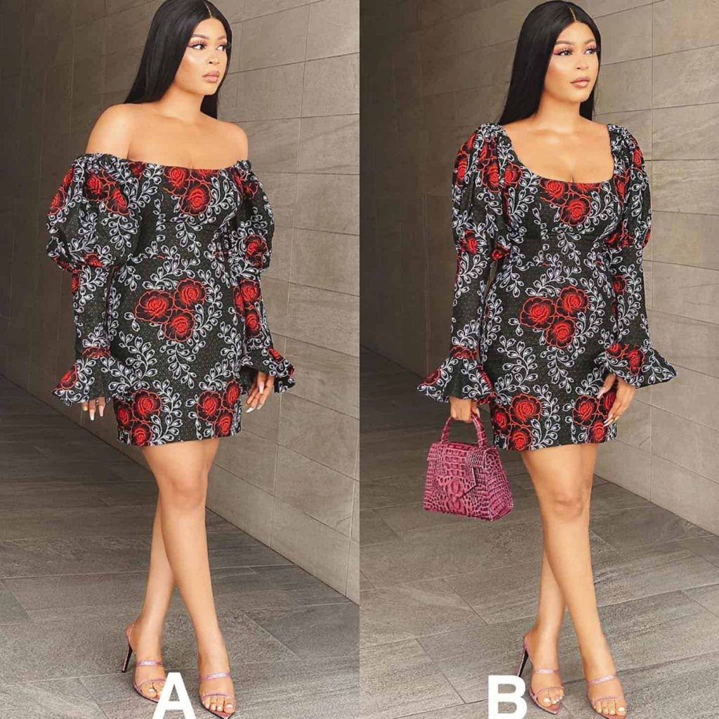 13 PHOTOS  Classy Ankara Fashion Style Looks - African Dresses For Ladies