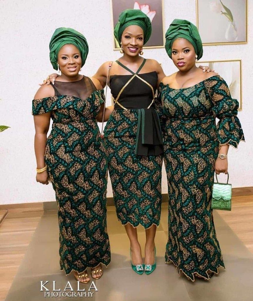 15 PHOTOS Good-Looking Ankara Styles For Women - African Dresses For Church