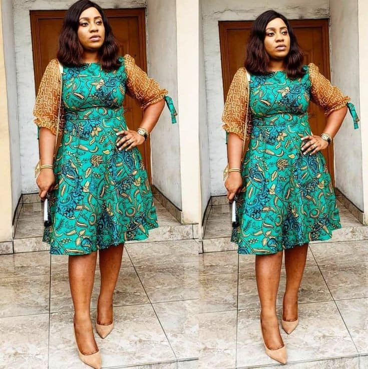 15 PHOTOS: Most Iconic and Impeccable African Fashion Dresses & Styles For Church