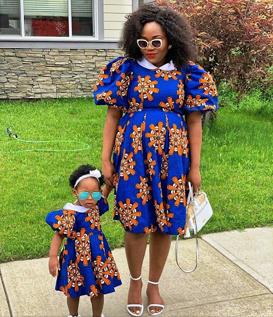 19 PHOTOS Attractive or Alluring Ankara Styles Styles For Ladies - African Fashion Styles