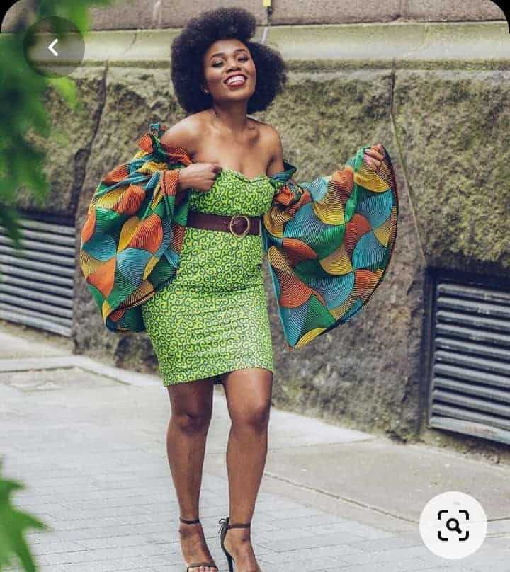 22 Most Gorgeous Ankara Fashion Ideas - African Dress Styles For Women
