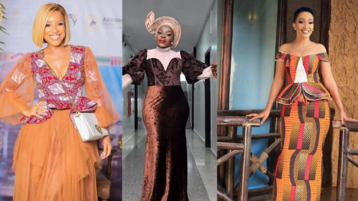 2020 latest Gorgeous Ankara long gown styles for ladies