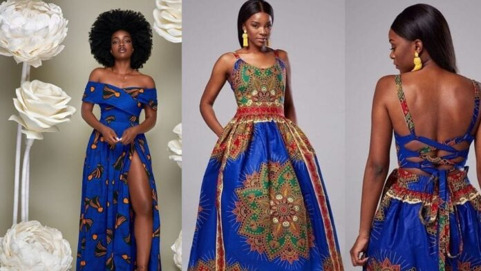 50 stunning Ankara Long Gown styles of the week