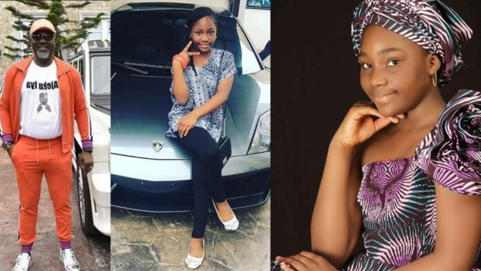 Dino Melaye gifts His 11 years old Daughter a Lamborghini for her Birthday(photos)