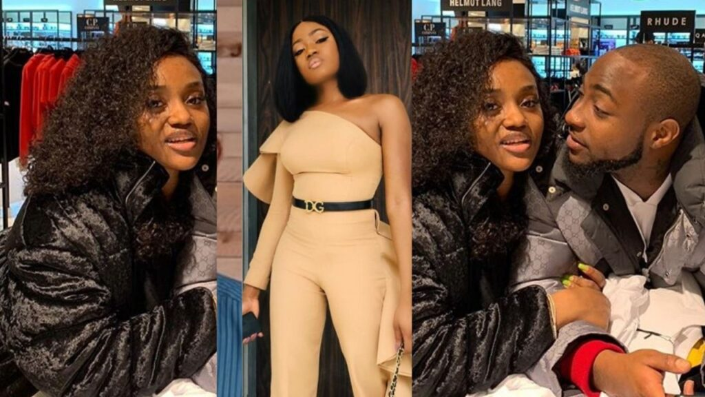 """""""I cry when i need to""""Chioma writes after being advised to pray and fast for 40 days if she wants Davido to marry her."""