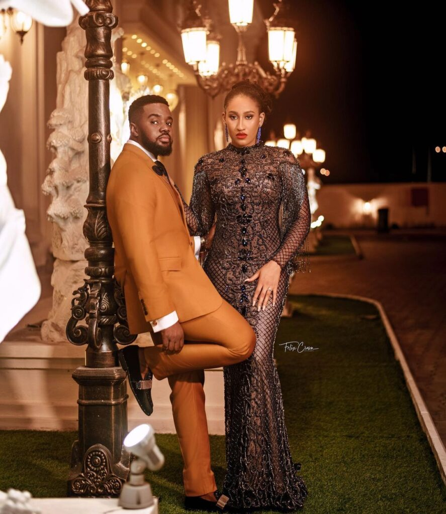 Actor Williams Uchemba set to wed his girlfriend as they Release wedding Date