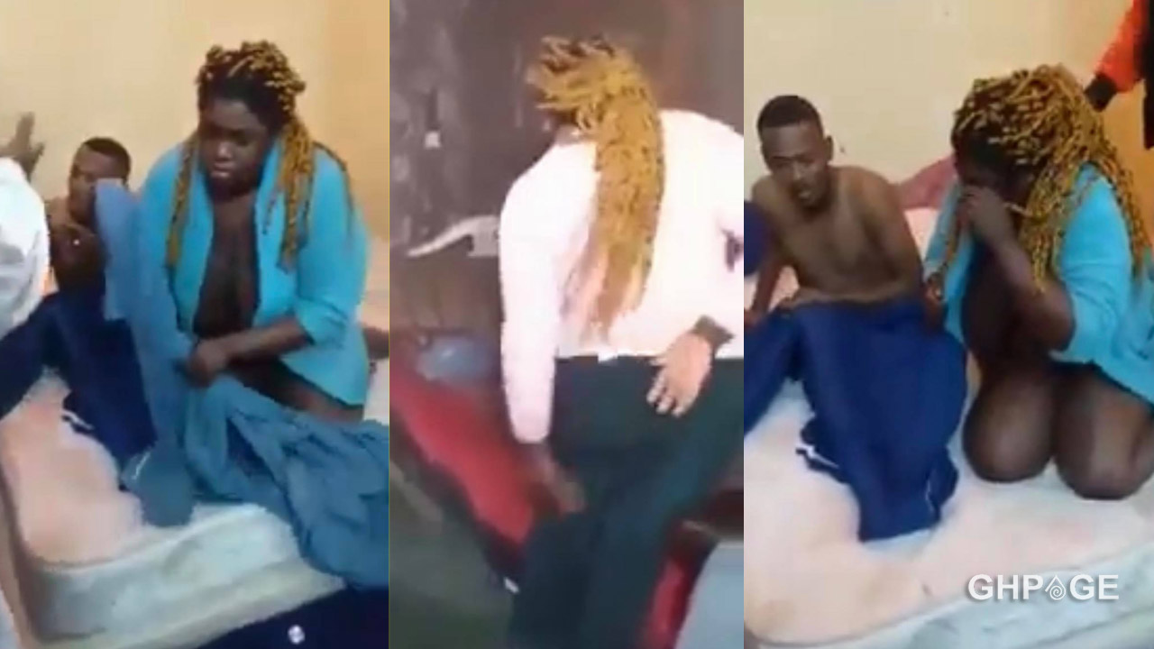 Ghanaian lady receives lashed for sleeping with Sudanese man