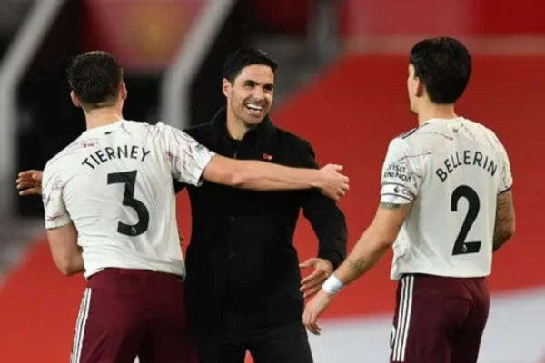 Poor form_ Arteta confirms Arsenal players will leave in January