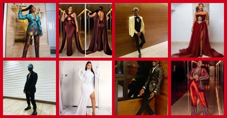 Celebrity Styles Seen At 14th Headies Awards