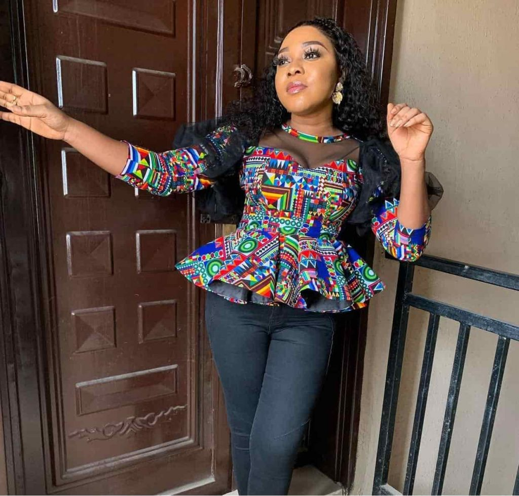 Classy Ankara Tops For Ladies - Curvaceous African Fashion Designs You Need To See