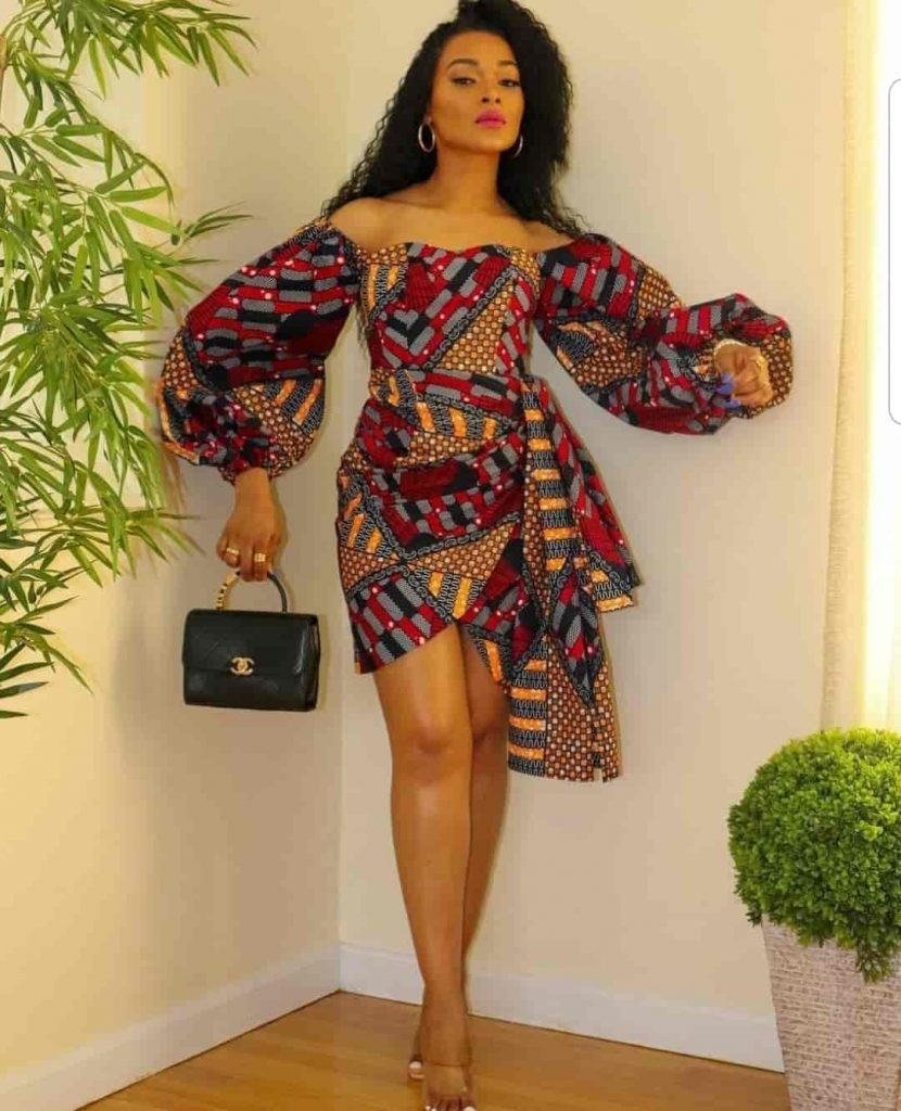 NEW Admirable African Dresses For Women - African Dresses With Modern Influence