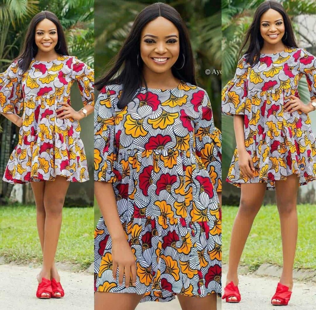 PHOTOS Lovely Ankara Fashion Styles For Ladies - African Dress Inspirations 2021