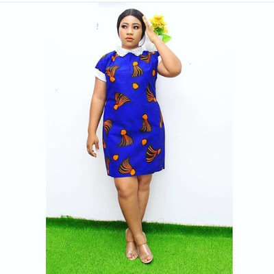 Pictures: Short Ankara Styles - Ankara Native Gowns