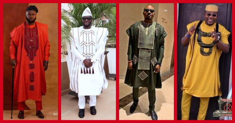 Latest Men Agbada Styles You Must SEE-Volume 3