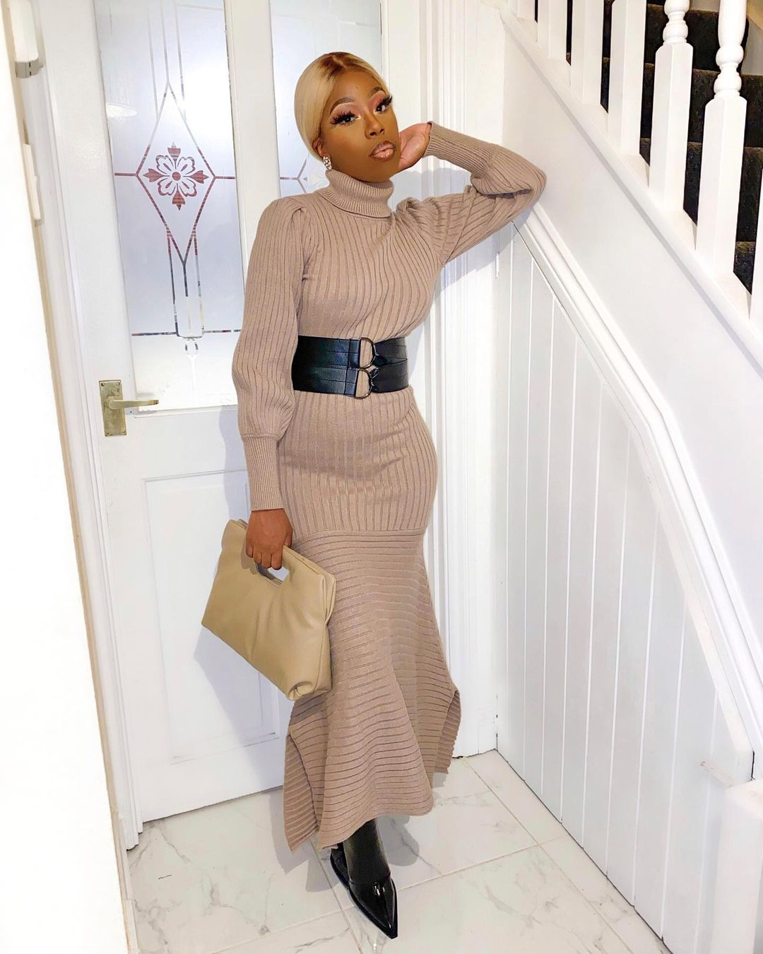 Chantellem Keep It Smooth With Waist Belt