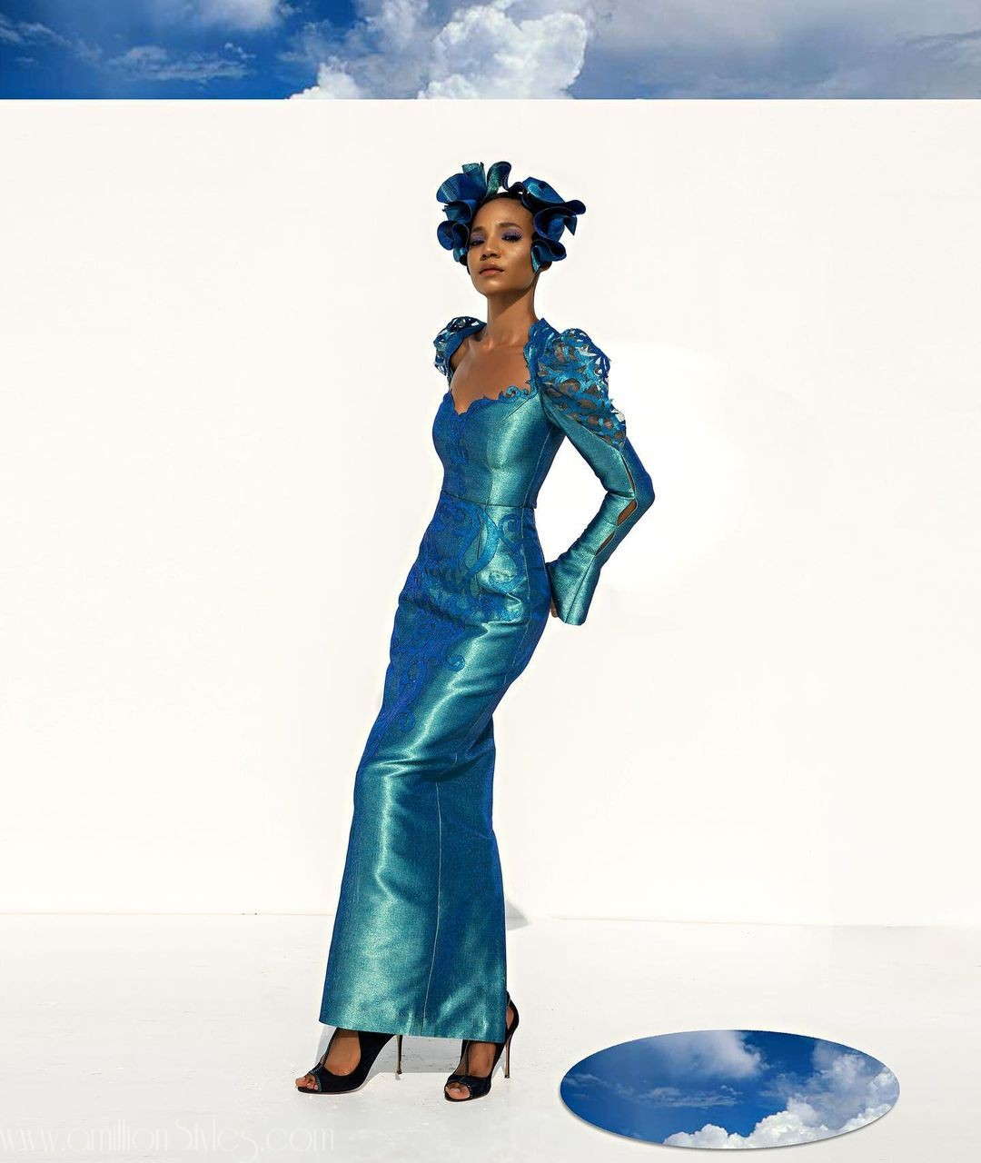 Deola Sagoe's Ethereal, Tropical Galactica Collection Is Mind Blowing!!