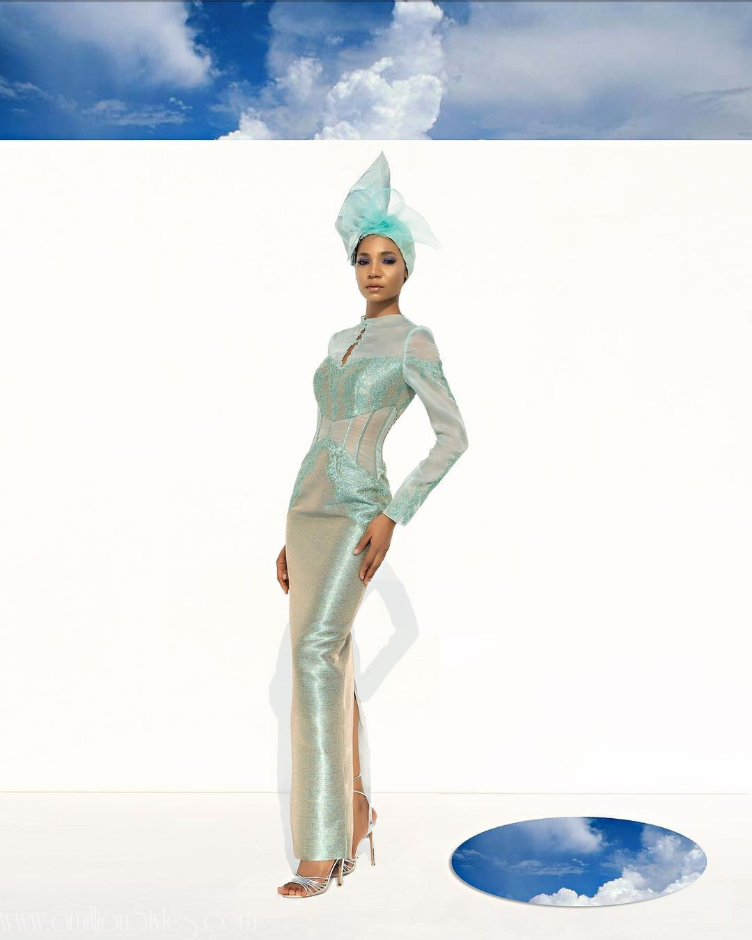 Deola Sagoe's Ethereal, Tropical Galactica Collection Is Mind Blowing!!-Part 2