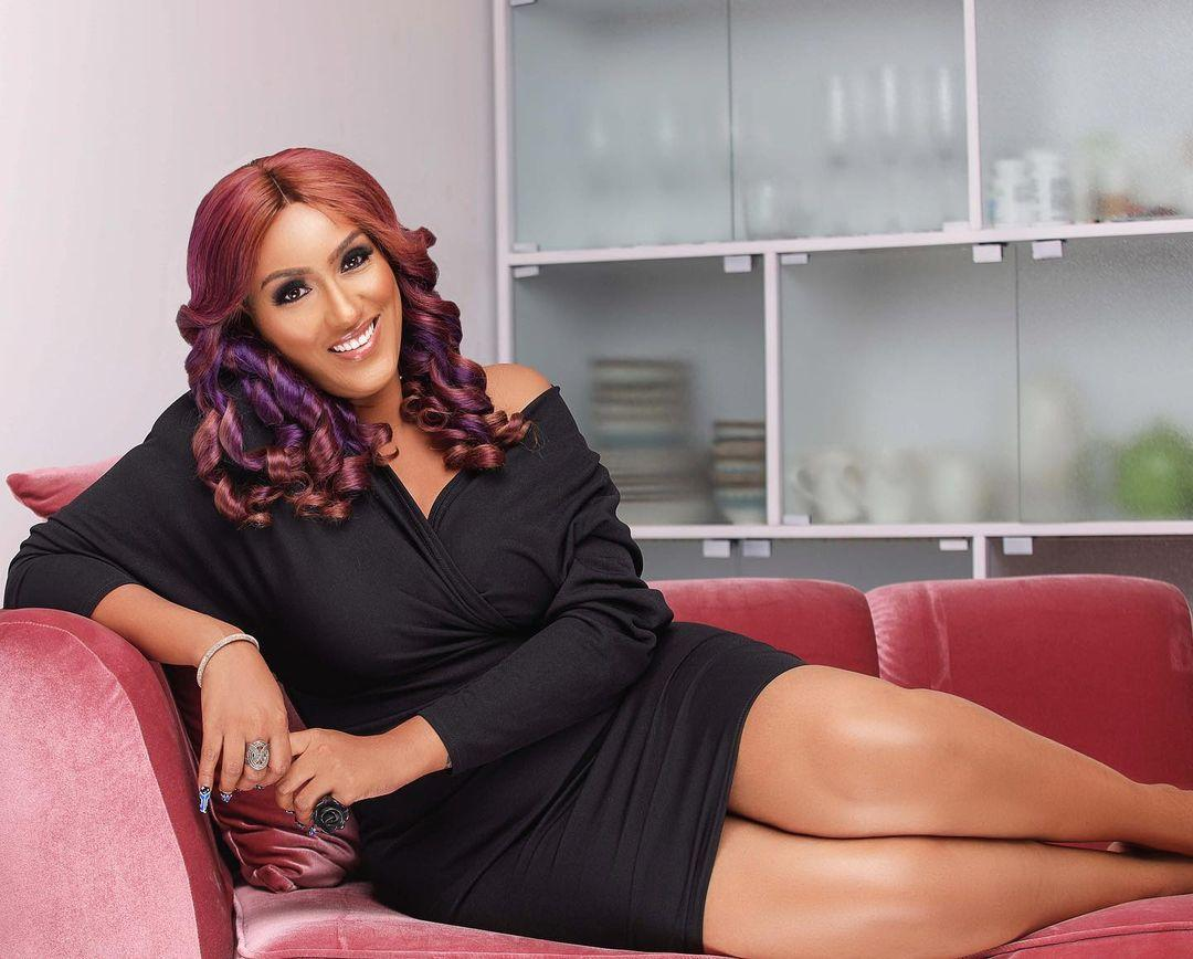 Juliet Ibrahim Damaging Others