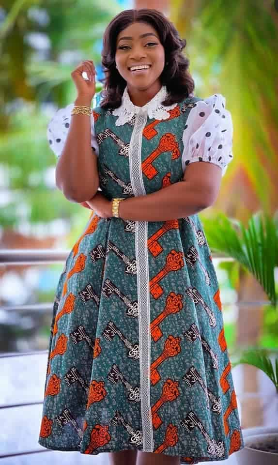 PHOTOS Amazing Ankara Dress Styles For Women - More African Dresses Online 2021