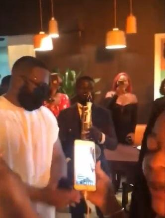 """""""Poor blessing the rich, no be ment be that"""" - Netizens reacts to Kiddwaya's lavish birthday party from fans"""