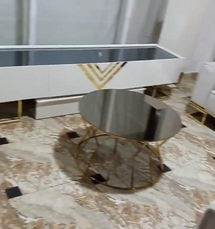 Actor, Zubby Michael shows off his luxury living room with furniture worth N6.3M
