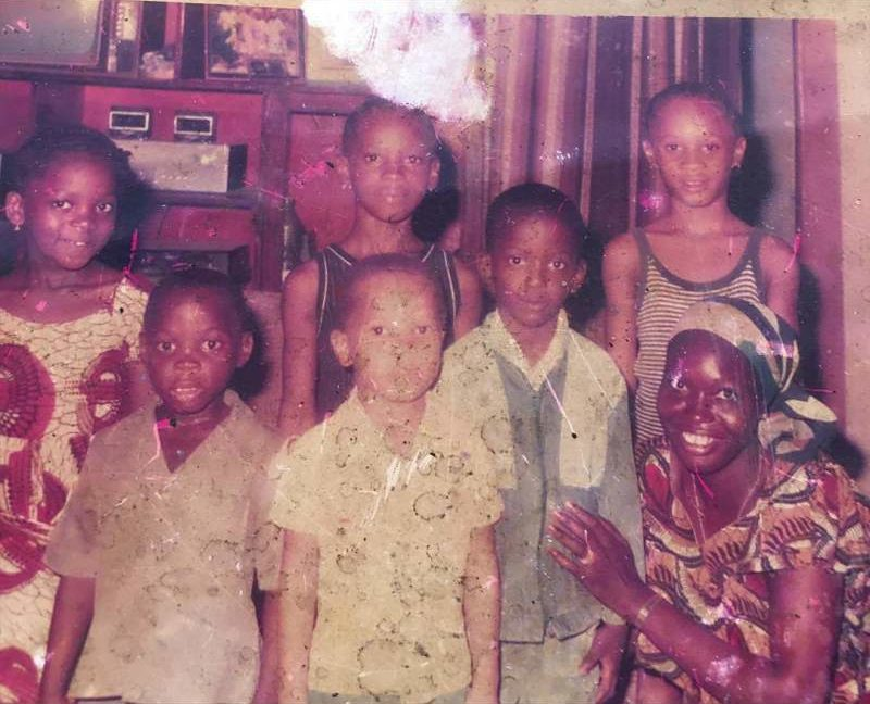 """We miss you"" - Eniola Badmus eulogizes late brother in throwback photo"