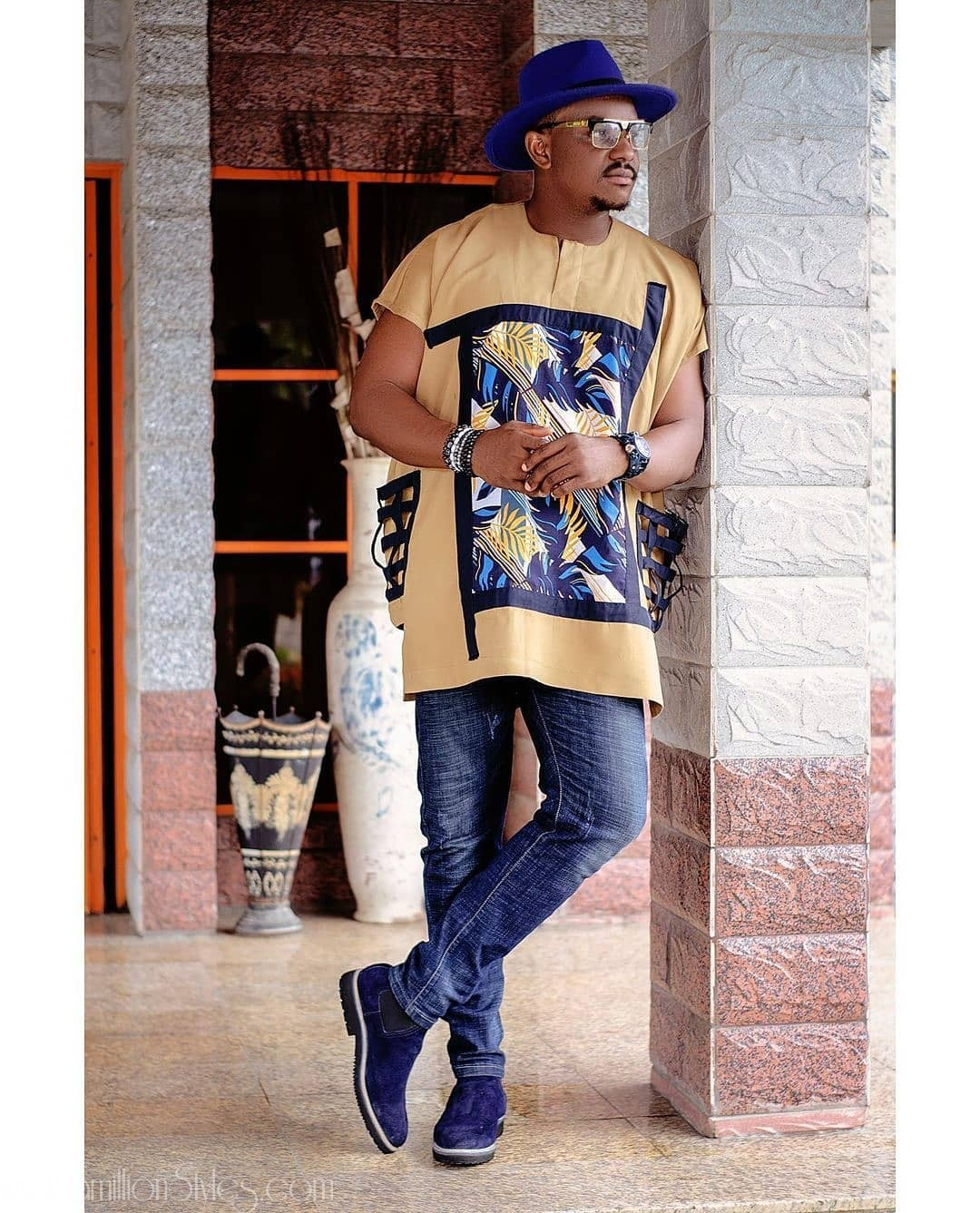 Rock These 8 Dashiki Styles With Swag
