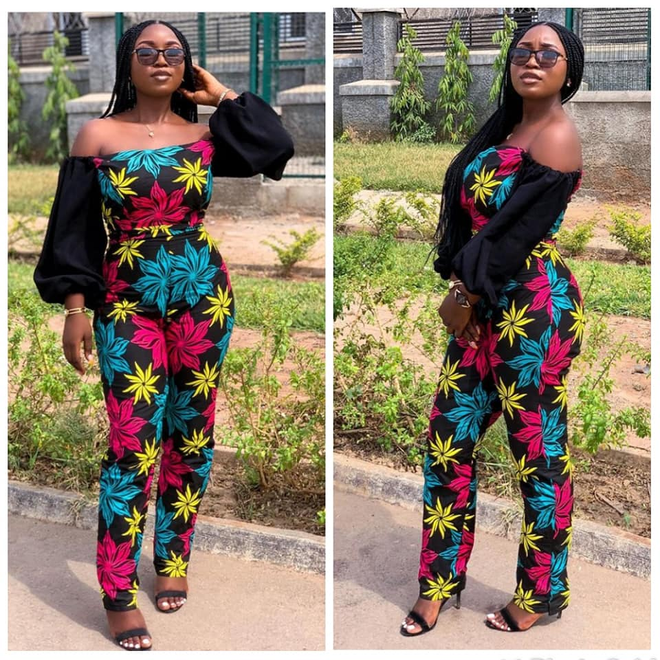 PHOTOS Good-Looking Ankara Styles For Ladies - Latest African Fashion Designs 2021