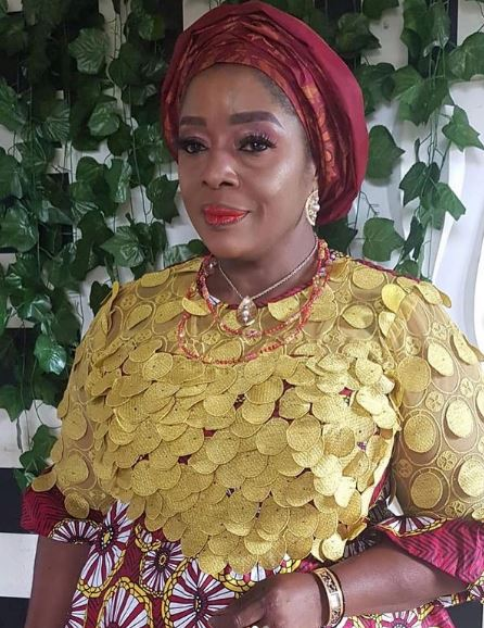 Rita Edochie Birthday celebrate