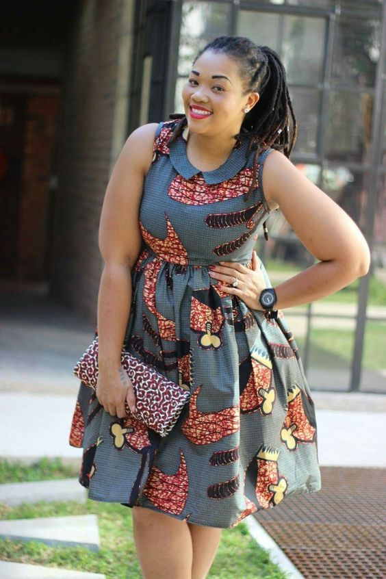 IMAGES Brilliant African Fashion Styles And Artistic Designs.