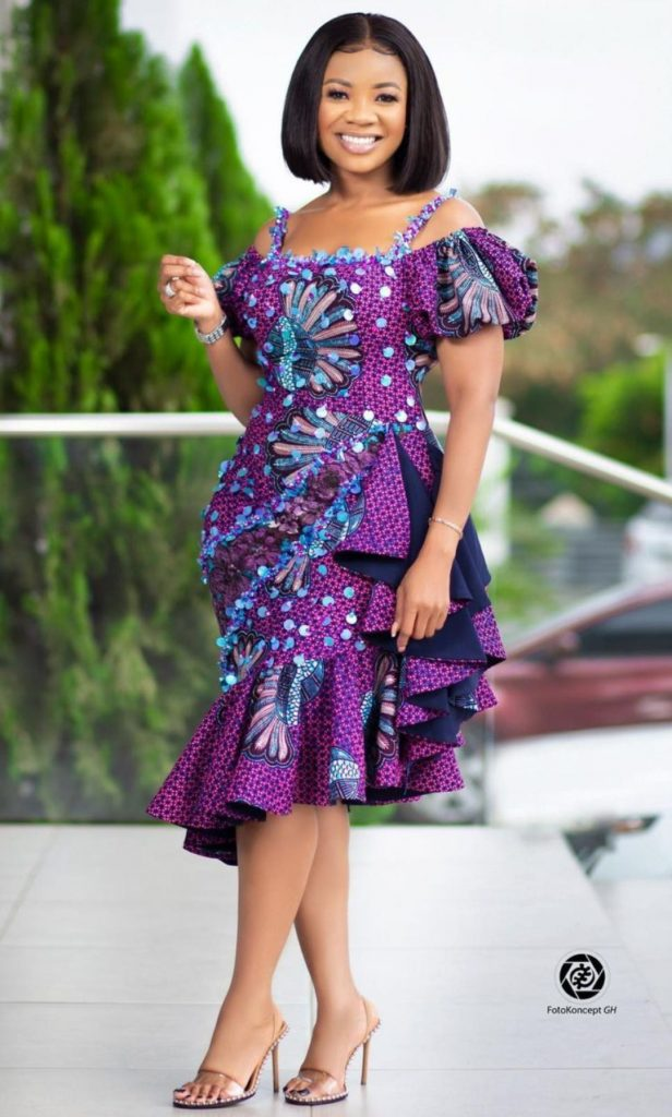 Glorious African Fashion Styles With Simple Design