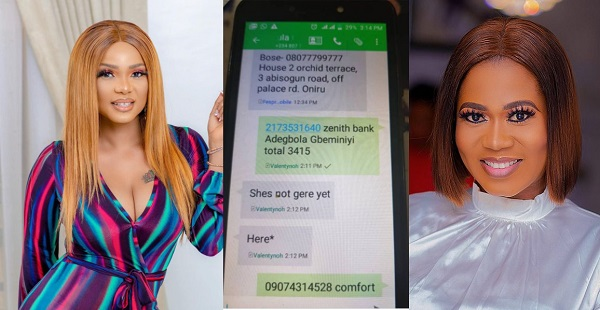 """Update: """"I Closed Down 2 Of My Shops B'cos You Were Stealing From Me"""" - Iyabo Ojo Accuses Her Former PA, Gbeminiyi Of Theft"""