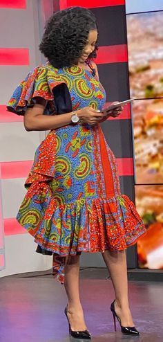 IMAGES Brilliant African Fashion Styles And Artistic Designs
