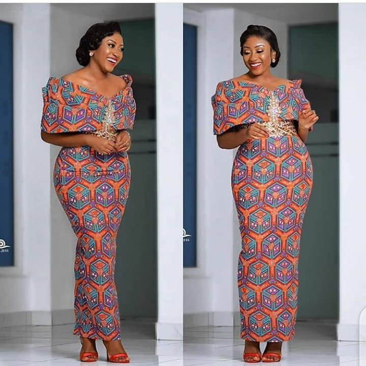 IMAGES: Superb African design And Stylish fashion Dresses.