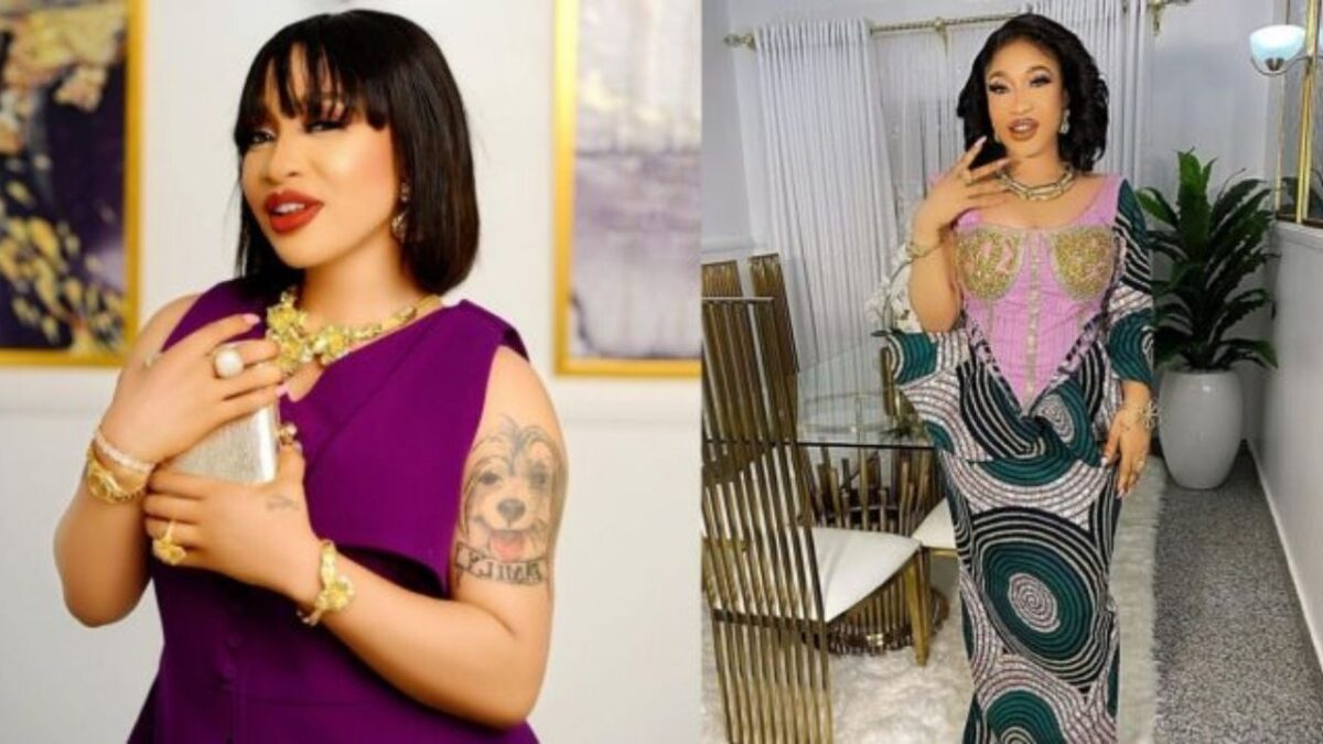 """""""Successful got to that position because of association"""" — Actress Tonto Dikeh Speaks"""
