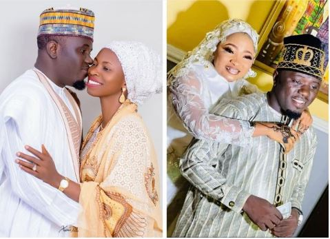 Islamic singer flaunts two wives