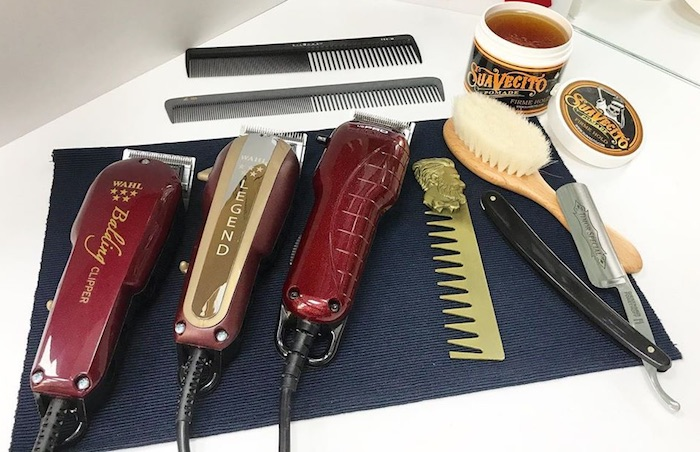 men's hair styling tools