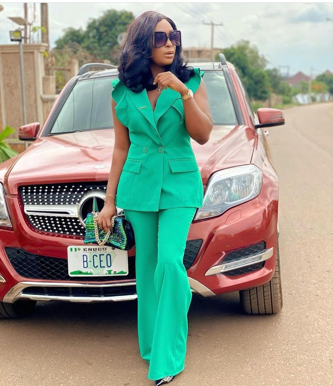 blessing okoro wife material