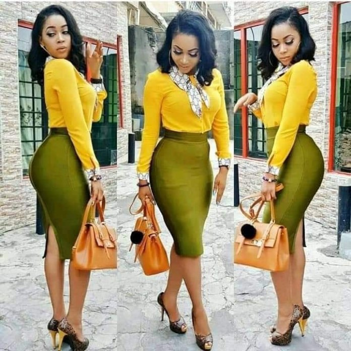 50 PHOTOS: Outstanding Outfits & Fashion styles for Work (Office Wears), Church and School