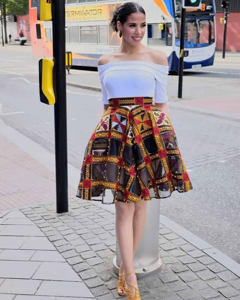 Advanced And Different Types Of Skirt Dresses With Styles.