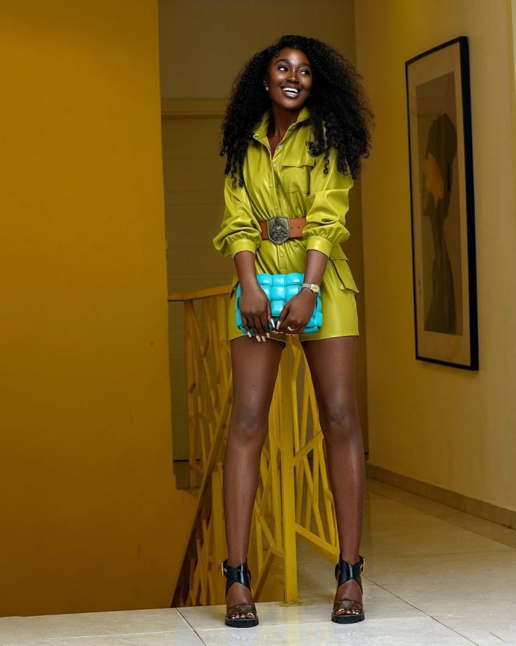Tolu Bally- Looking Dazzling For The Weekend
