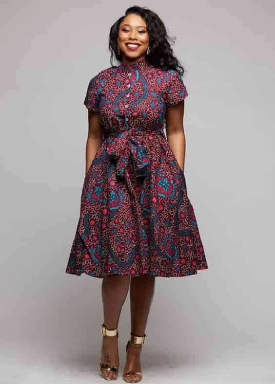 Church Dress For Girls - Nice Sunday Dress With Simple Styles.