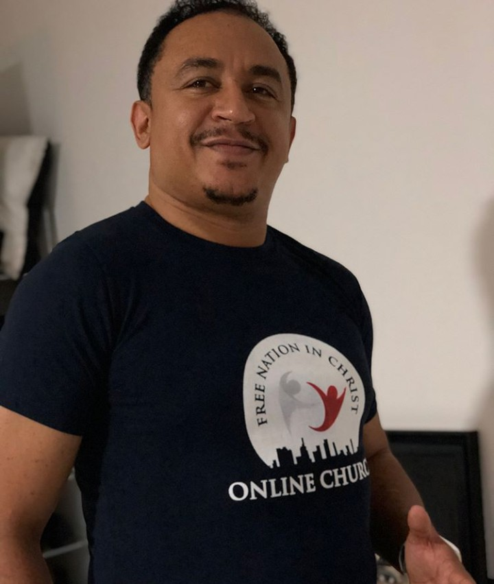 """""""I am disappointed"""" - Daddy Freeze berates top pastors for snubbing T.B. Joshua's funeral (Video)"""
