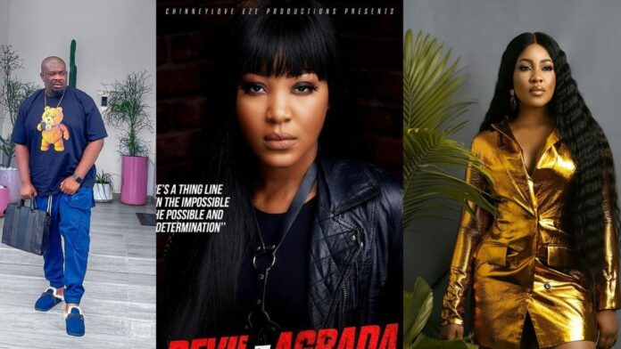 """""""Dear Erica, I'm super proud of you"""" – Don Jazzy writes, after seeing a movie she starred in."""