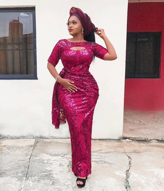 Captivating Owambe Party Styles For Classy and Fashionable Ladies