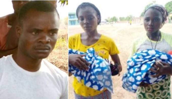 Man Impregnates Twin Daughters Of The Woman He's Dating   Fashion Style Nigeria